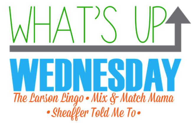 What's Up Wednesday – October 2017