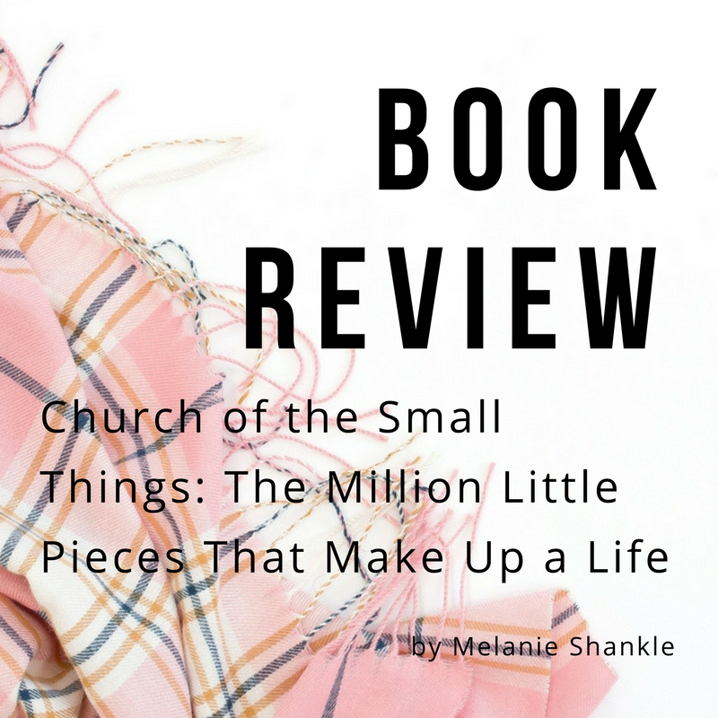 Book Review – Church of the Small Things