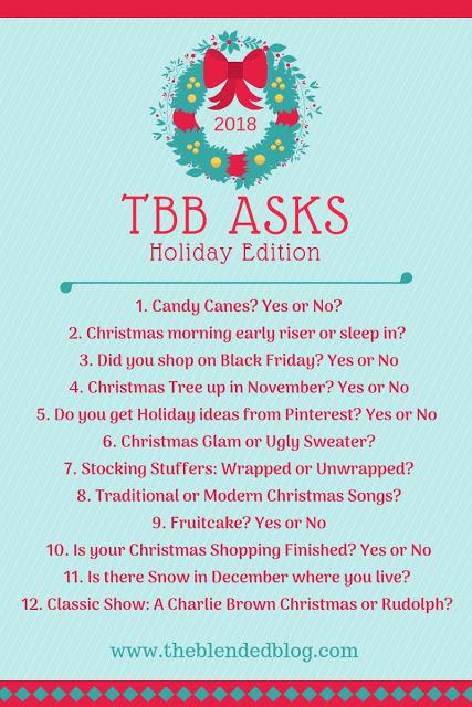 TBB Asks – December 2018